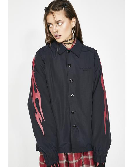 Flame Coach Jacket