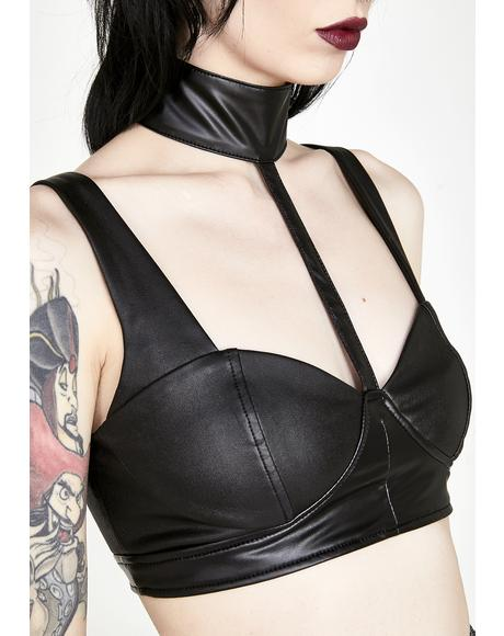Disruption Bralette