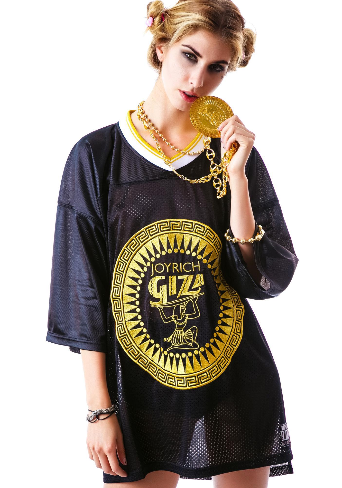 Joyrich Giza Shield Athletic Big Tee