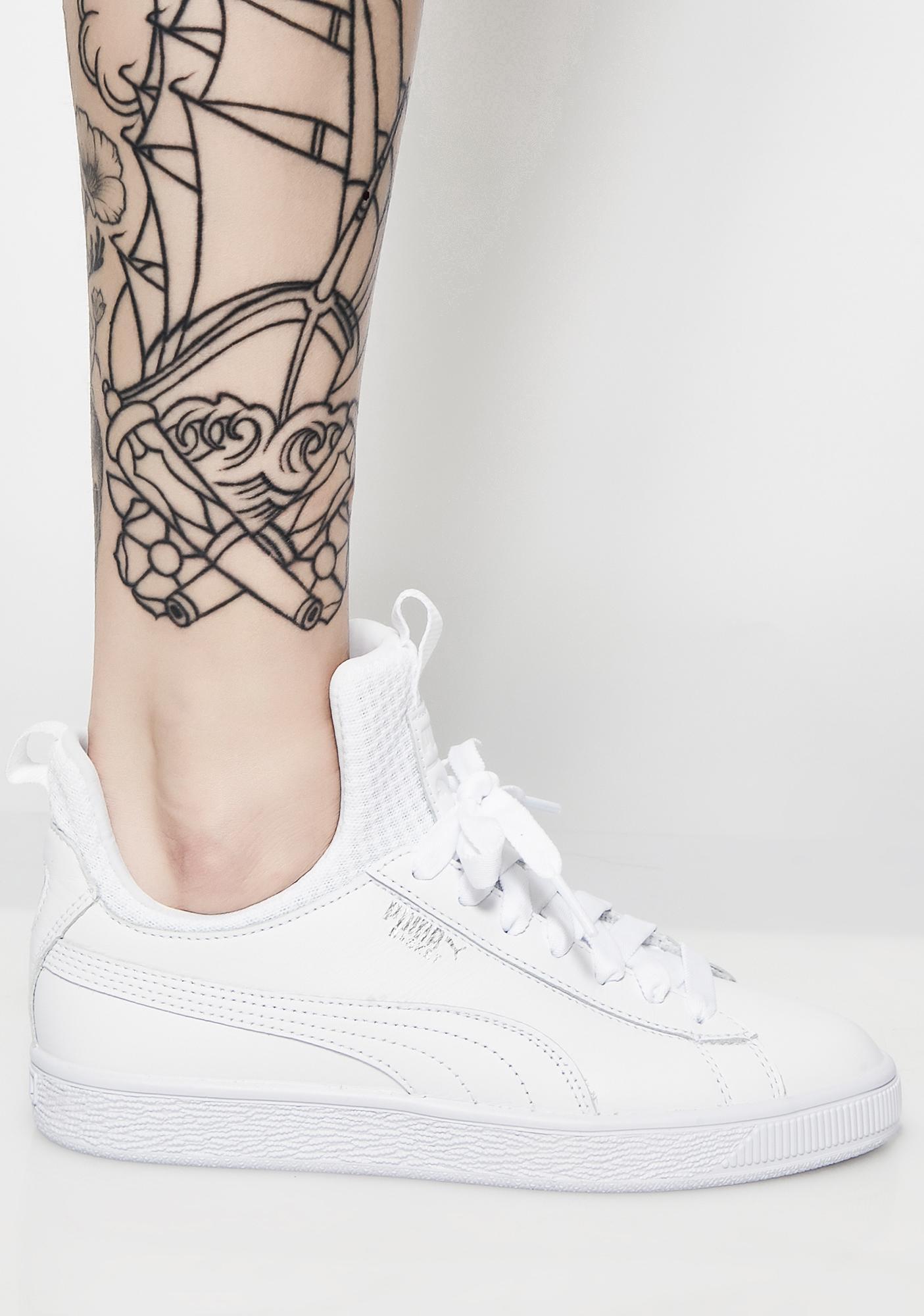 PUMA Basket Fierce Sneakers