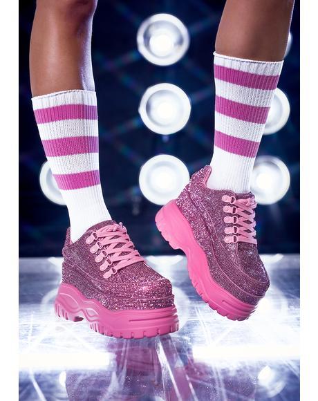 Impress The Rest Platform Sneakers