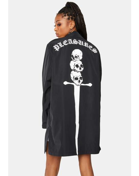 Toxic Long Jacket