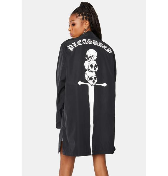 Pleasures Toxic Long Jacket