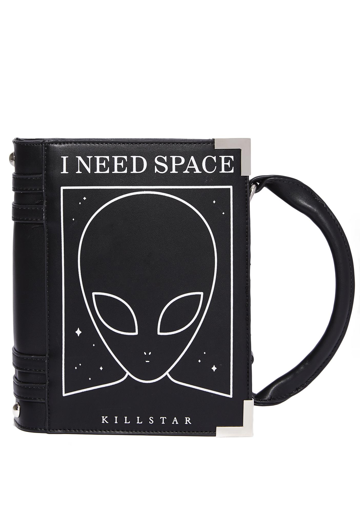 Killstar Need Space Handbag