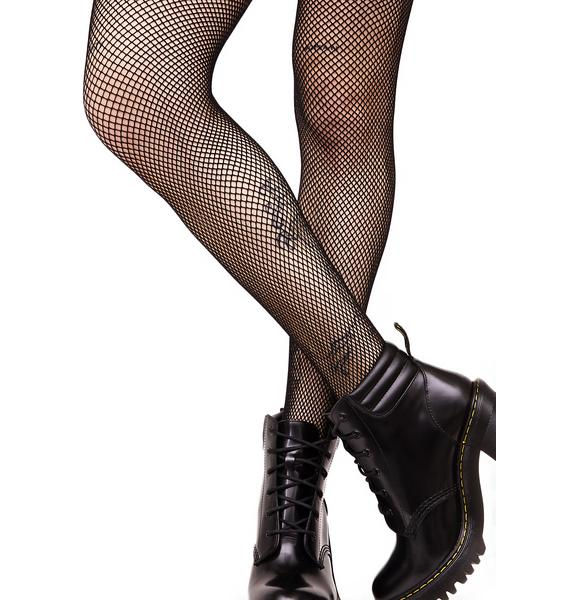 Everyday Slay Fishnet Stockings