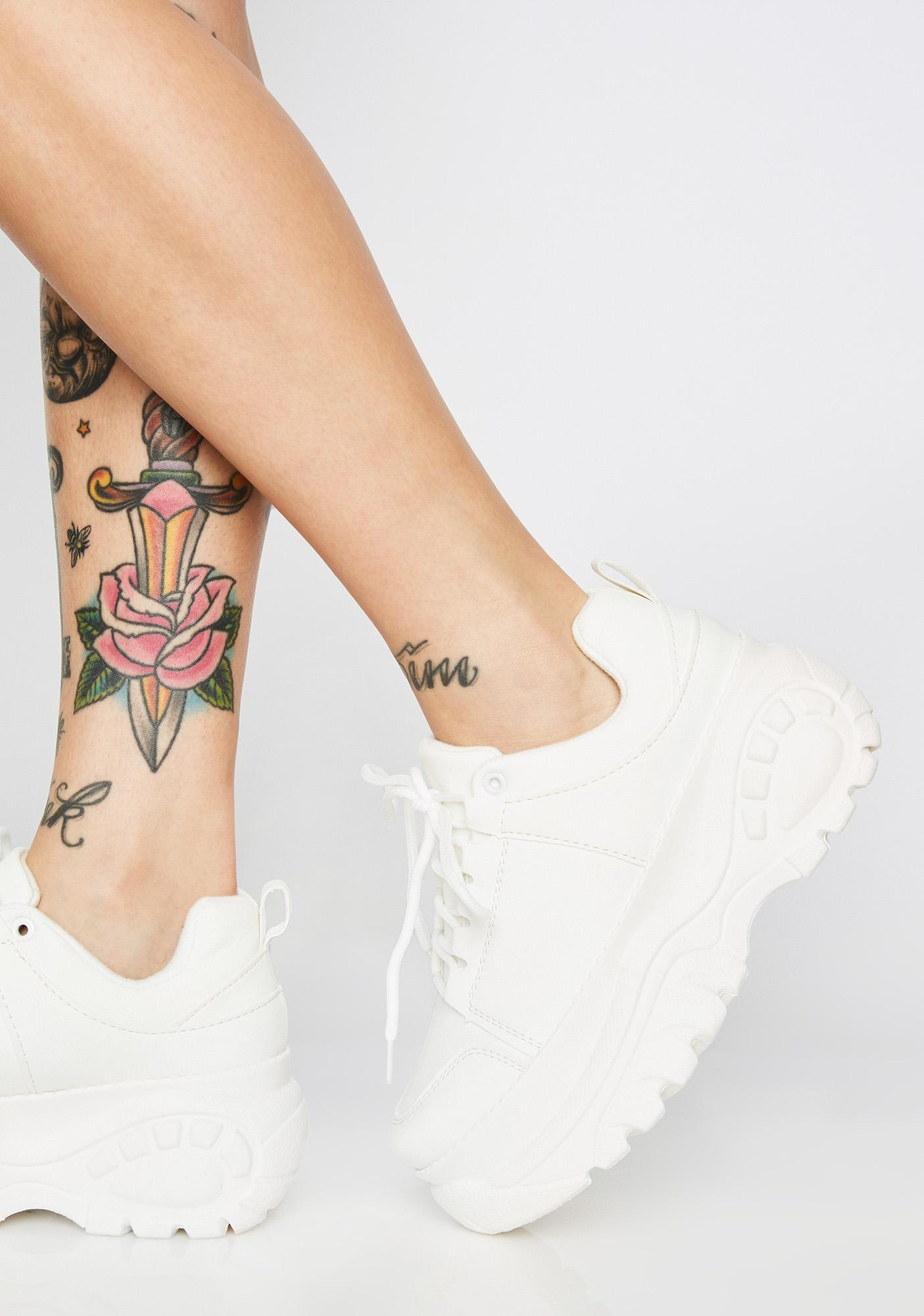 For The Weekend Platform Sneakers