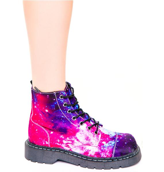 T.U.K. Galaxy 7 Eye Boot