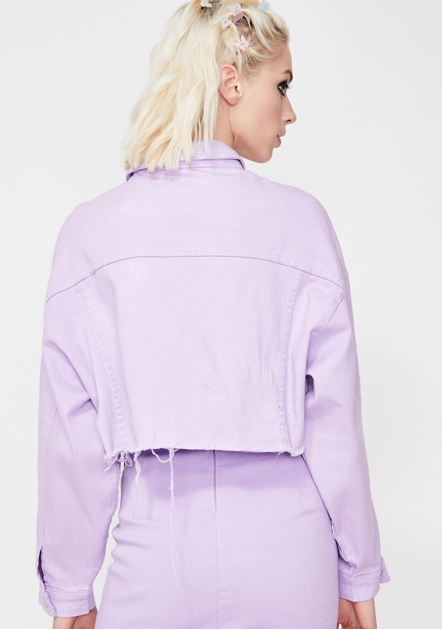 Poppin' Princess Denim Jacket