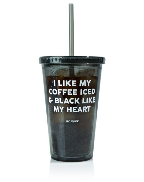 Cold Hearted Drink Tumbler