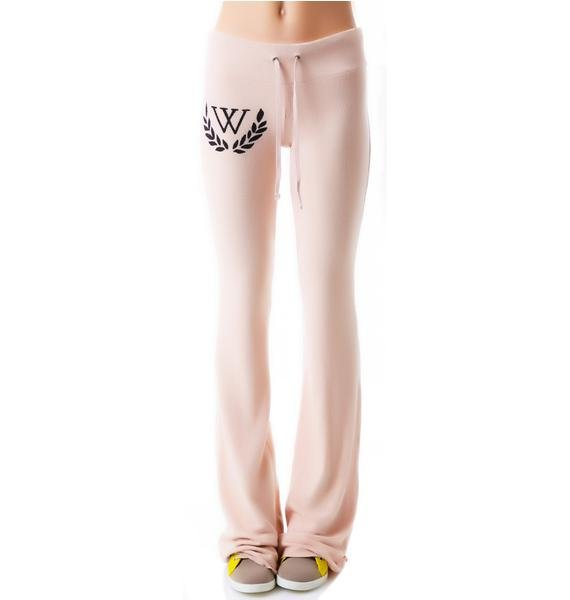 Wildfox Couture Hotel Track Suit Pants