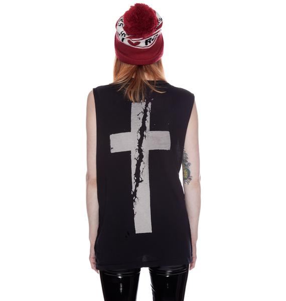 UNIF Jesus Loves Muscle Tank