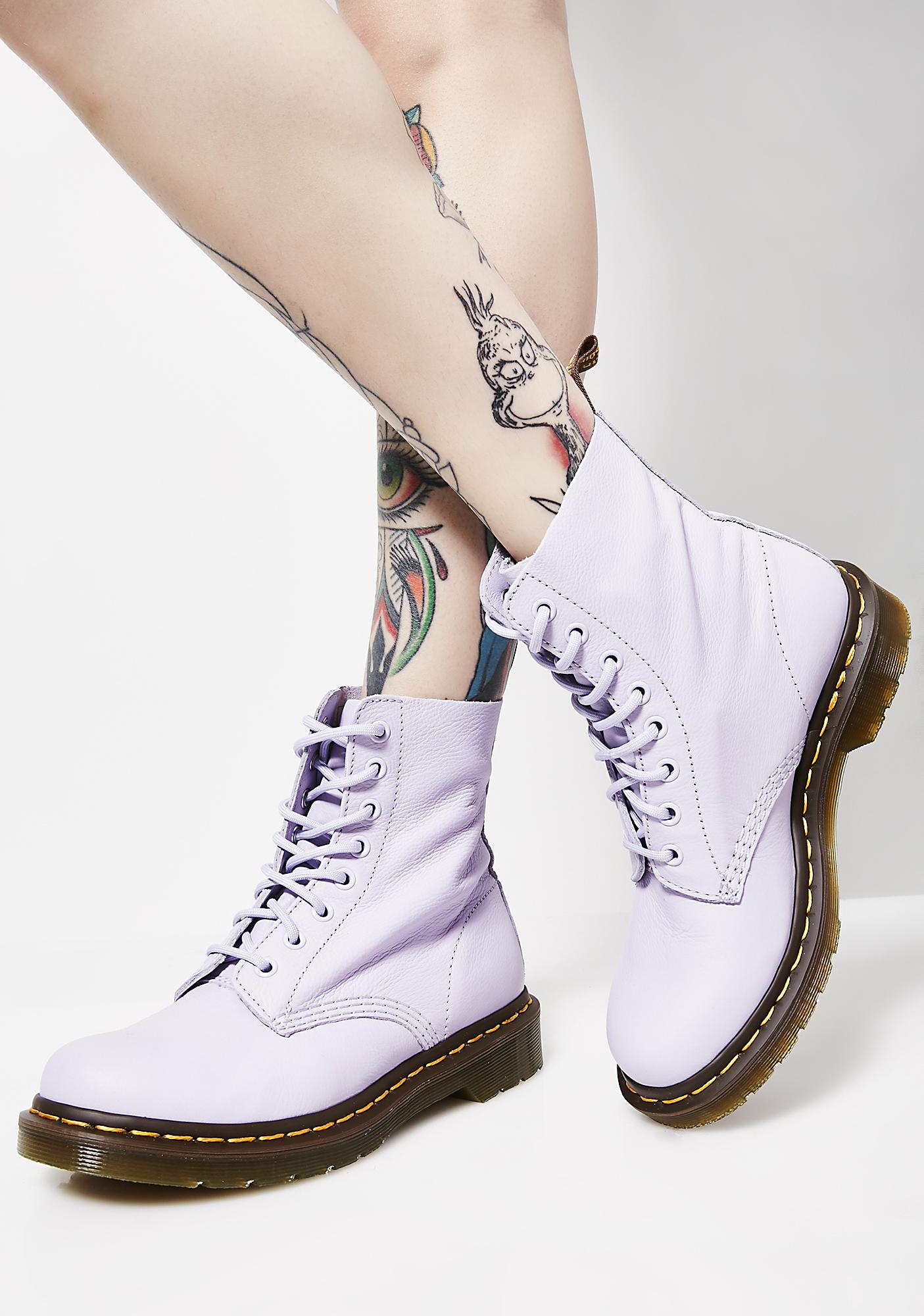 3dd42adac5e Purple Heather Pascal Boots