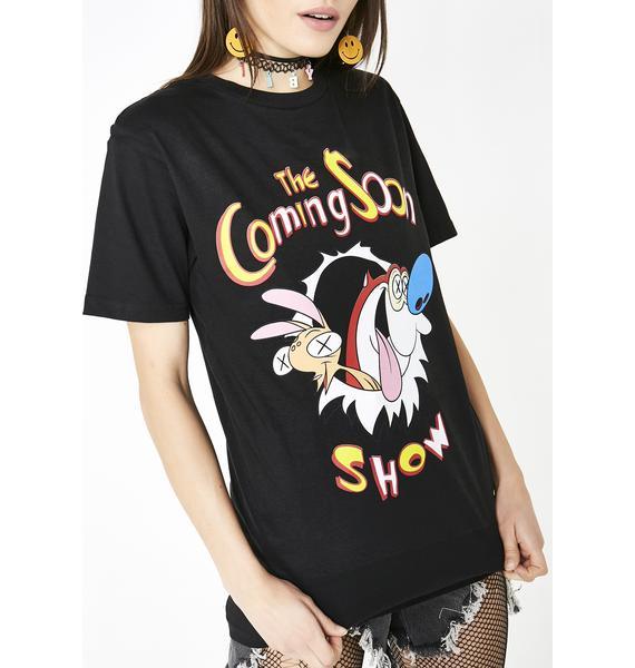 Coming Soon 90s T-Shirt