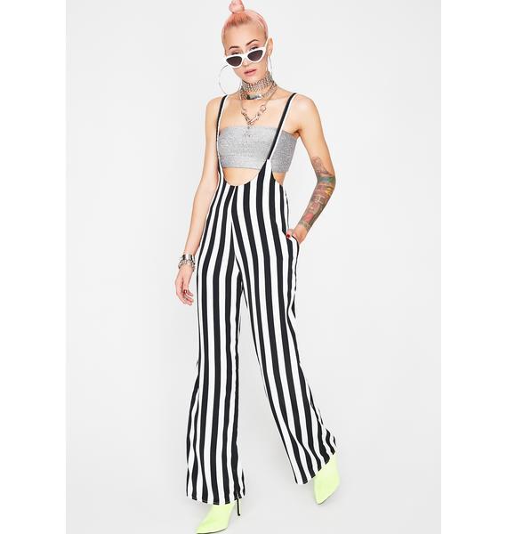 Got The Juice Stripe Jumpsuit