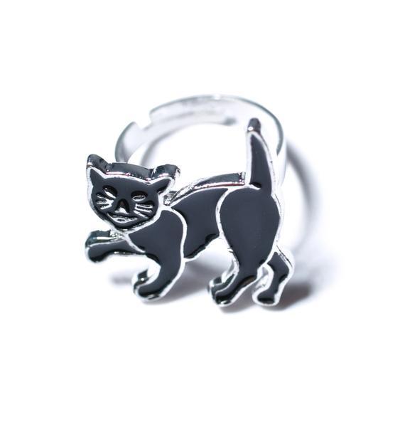 Black Cat's Hex Ring