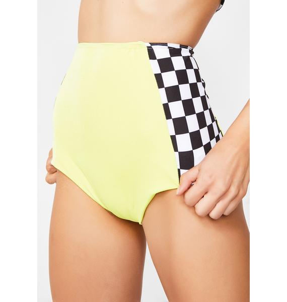 LOVE TOO TRUE Velvet Racer Hot Pants