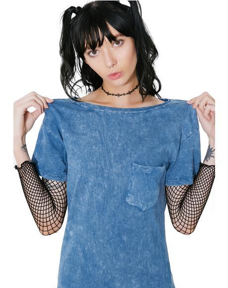 Storm's A-Brewin' T-Shirt Dress
