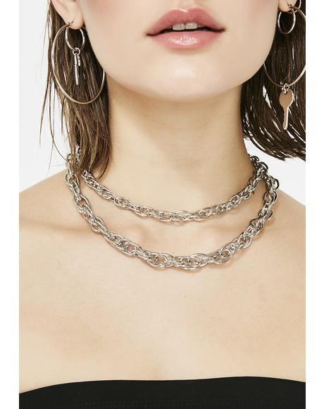 Two Chains Choker