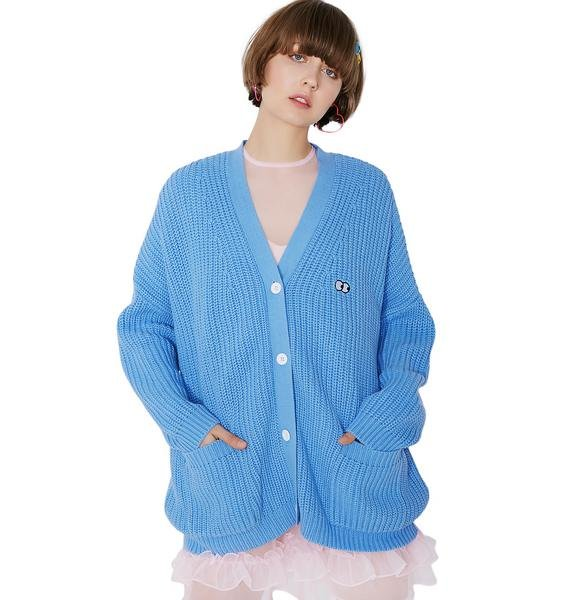 Lazy Oaf No Sulking Cardigan
