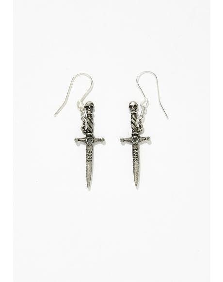 Hand Macbeth Earrings