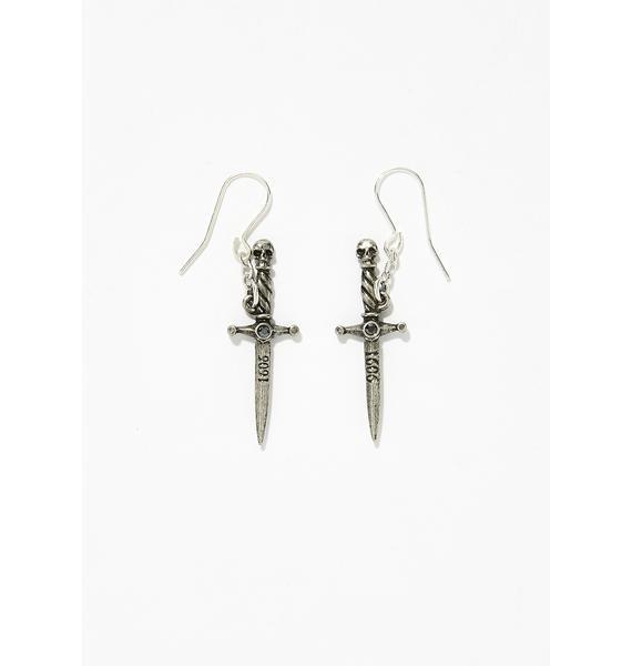 Hand Macbeth Earrings