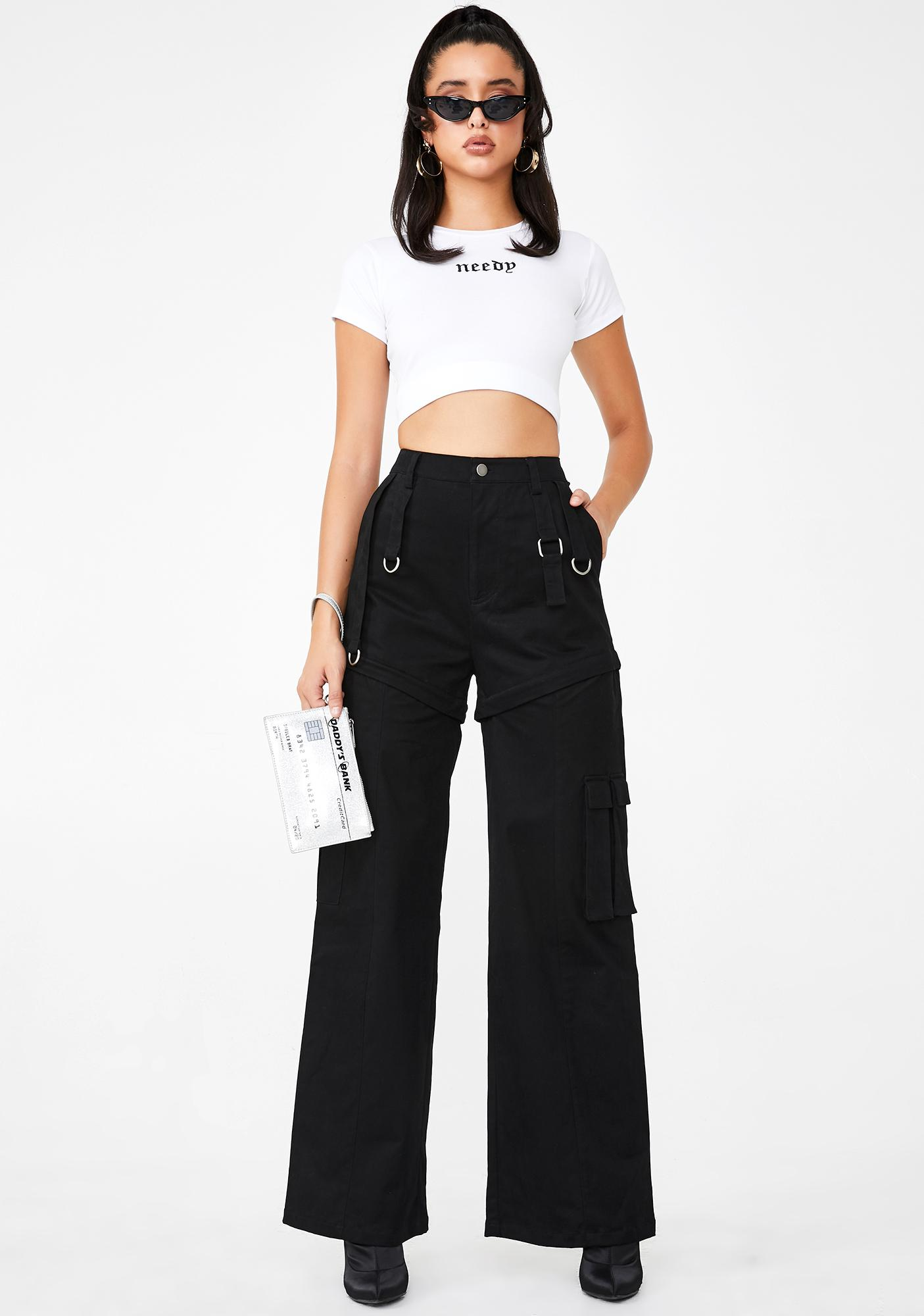 Locked N' Loaded Convertible Pants