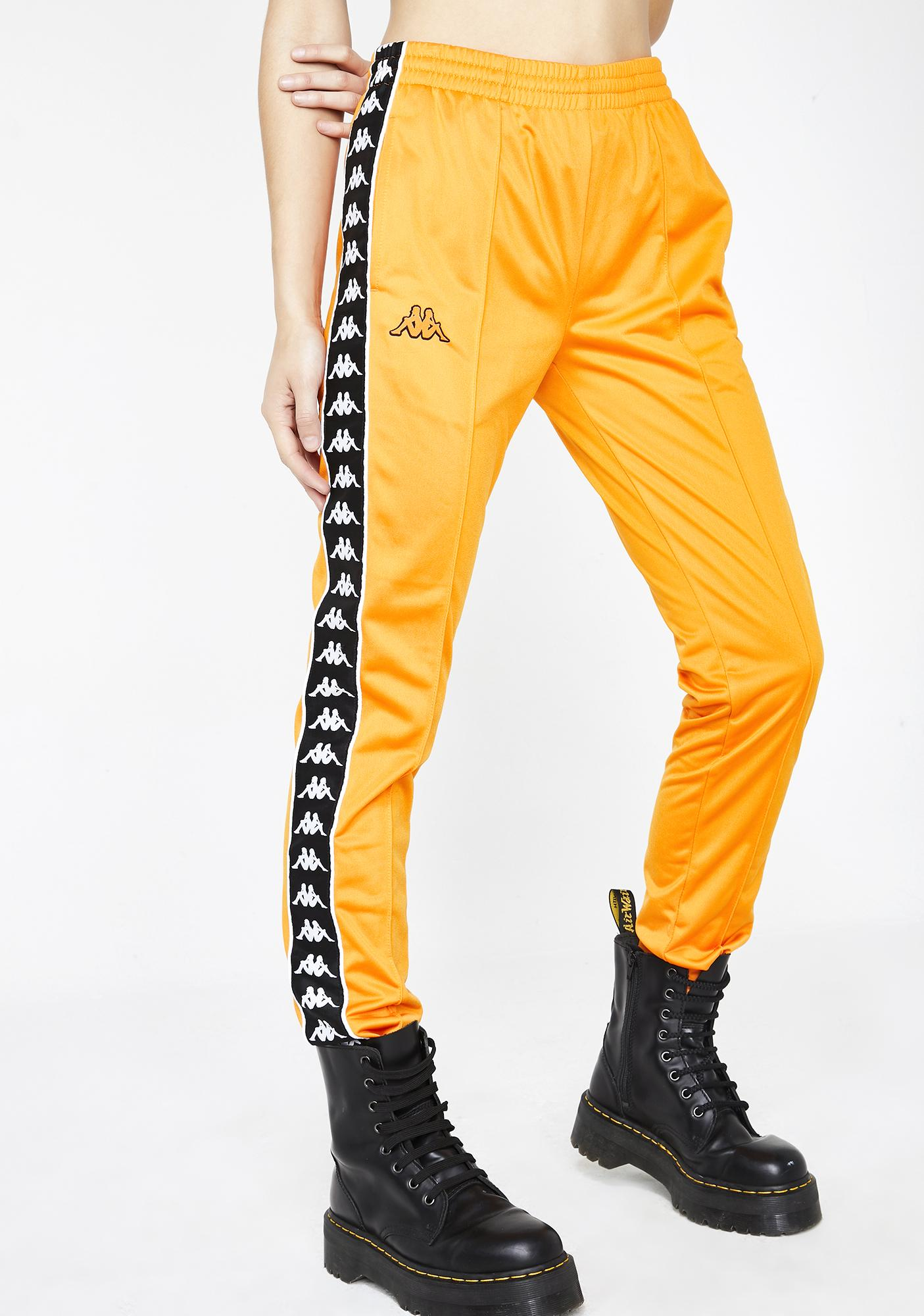 b4d4ee44 Kappa 222 Banda Astoria Slim Track Pants | Dolls Kill