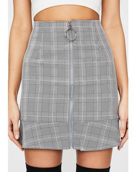 What, Like It's Hard? Mini Skirt