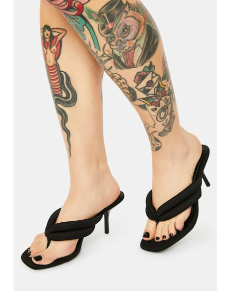 Nox Highly Requested Kitten Heels