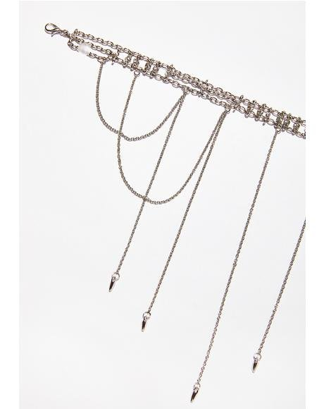 Temperature Rising Chain Choker