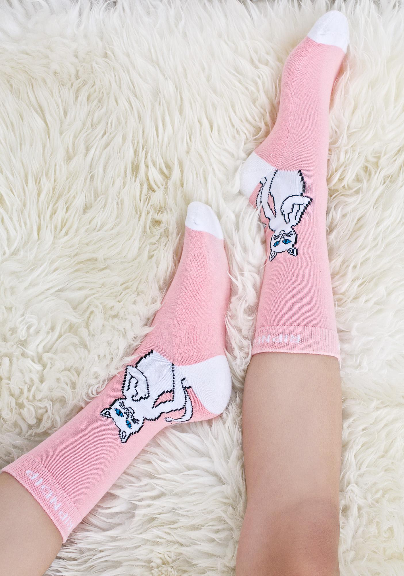 RIPNDIP Catfish Socks