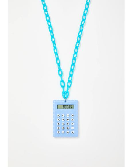 Cheat Code Chain Necklace
