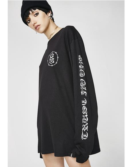 Trust No One Longsleeve Tee