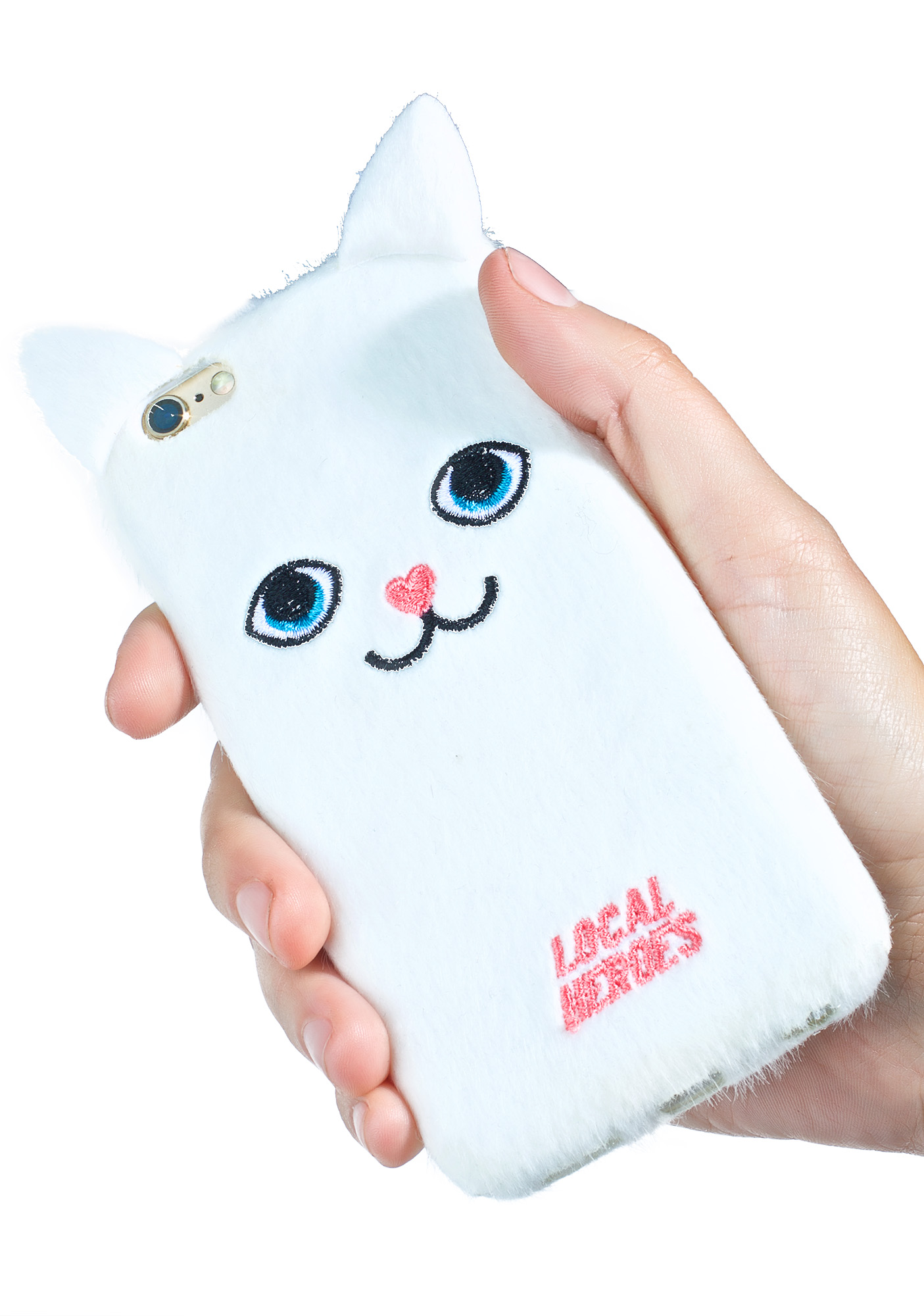 Local Heroes Furry Kitty iPhone 6 Case