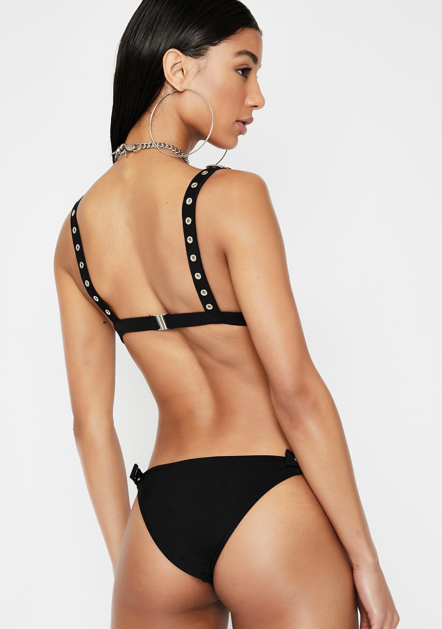 Poster Grl She Badd Bikini Set