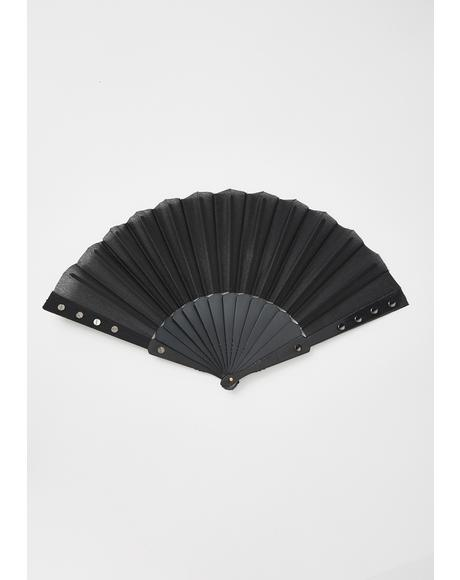 Shady Ho Studded Fan