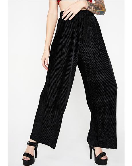 No Rules Ribbed Pants