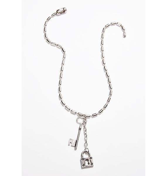 Love Lockdown Necklace