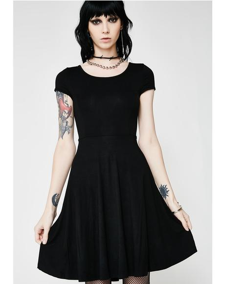 Widows Skater Dress