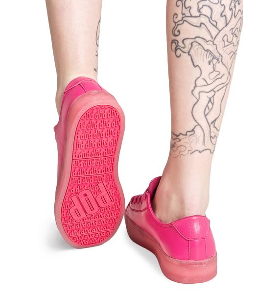 Pinky Pop Light-Up Sneakers