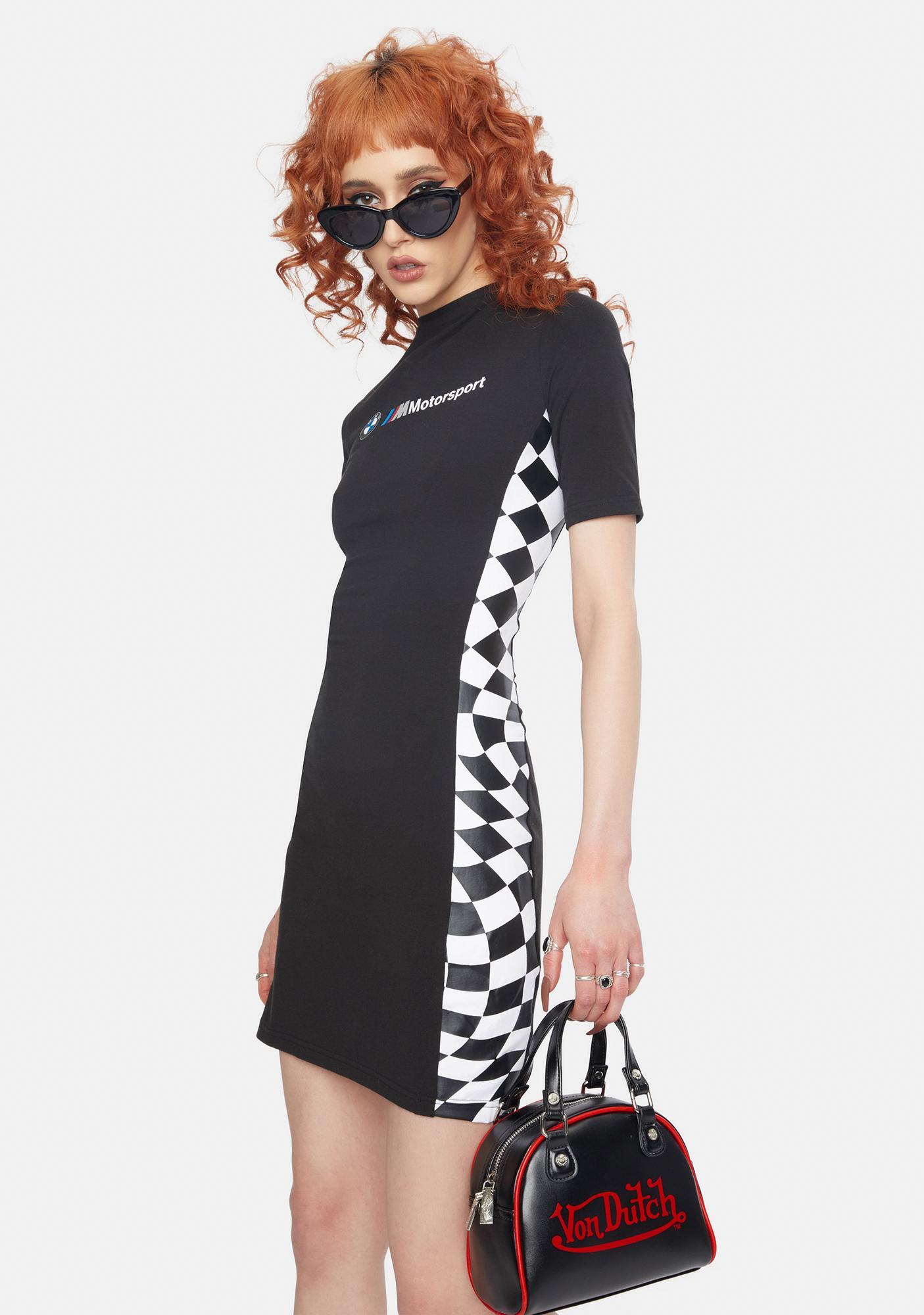 PUMA BMW Motorsport Vintage Mini Dress