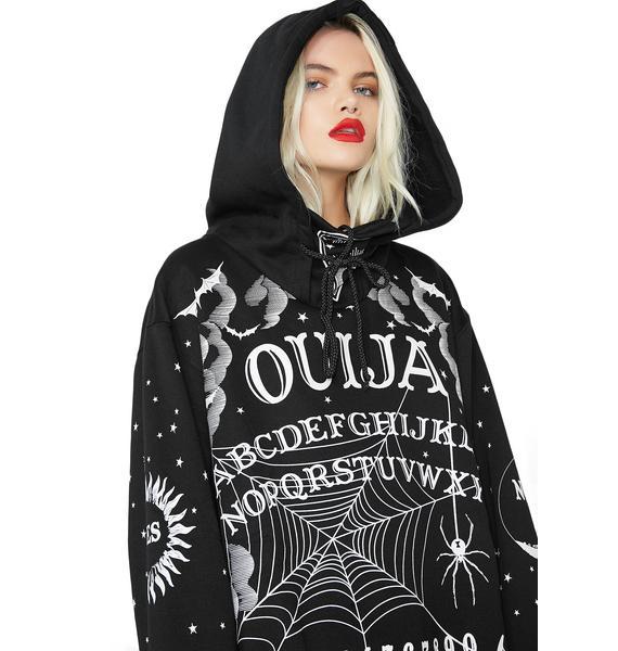 Dolls Kill Supernatural Being Hoodie