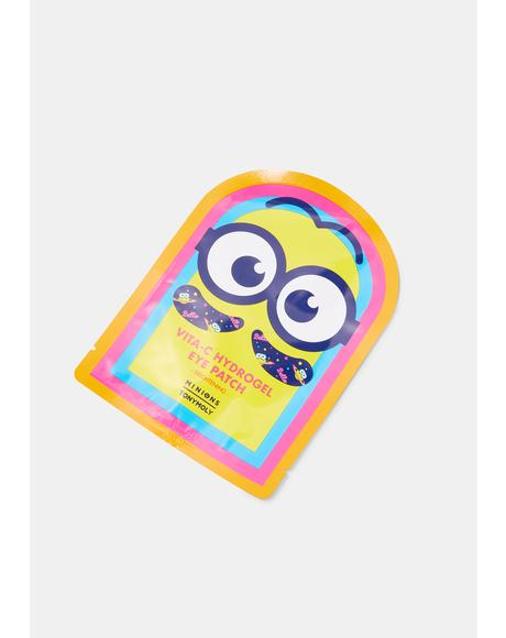 Minions Vita-C Hydrogel Eye Patches