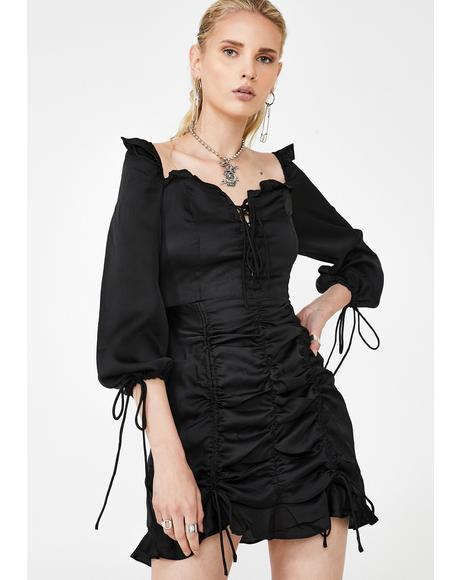 Feng Shui Mini Dress