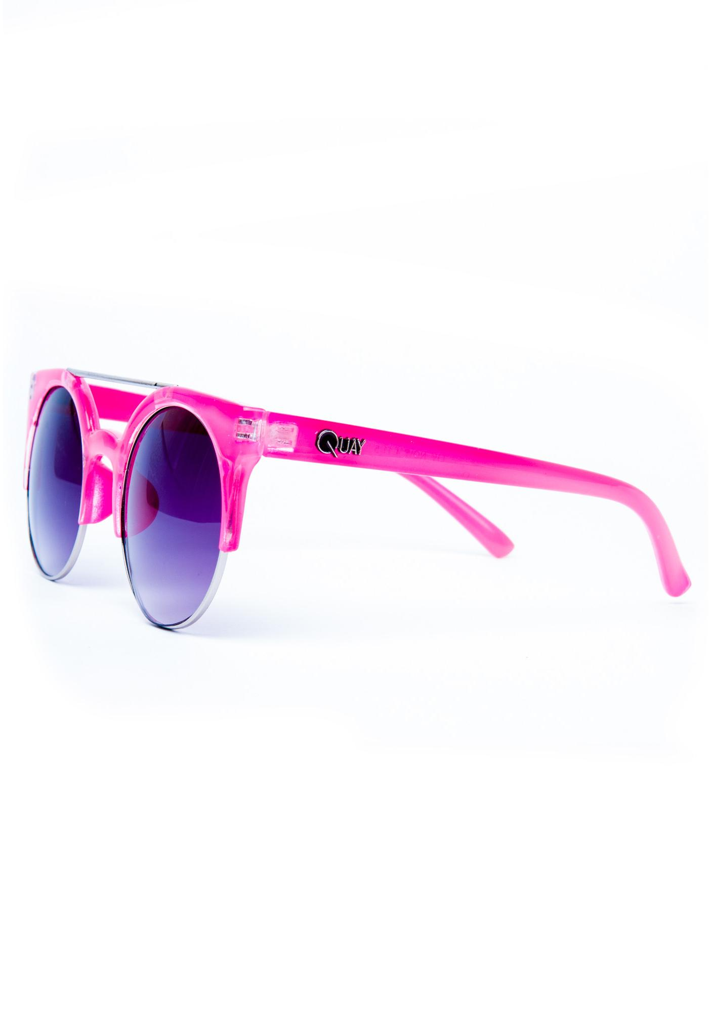 Quay Eyeware The Liv Now Sunglasses