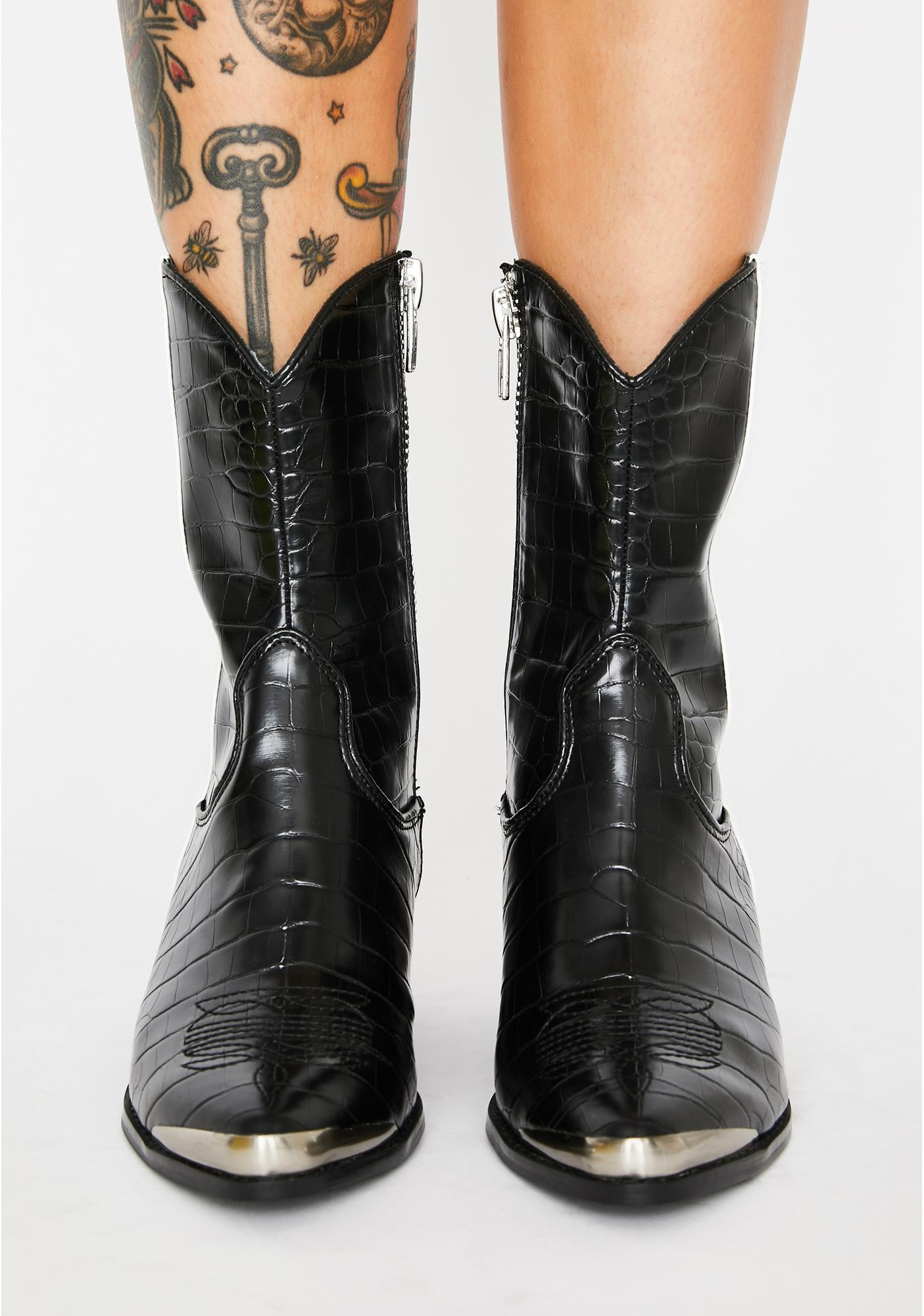 Current Mood Death Roll Boots