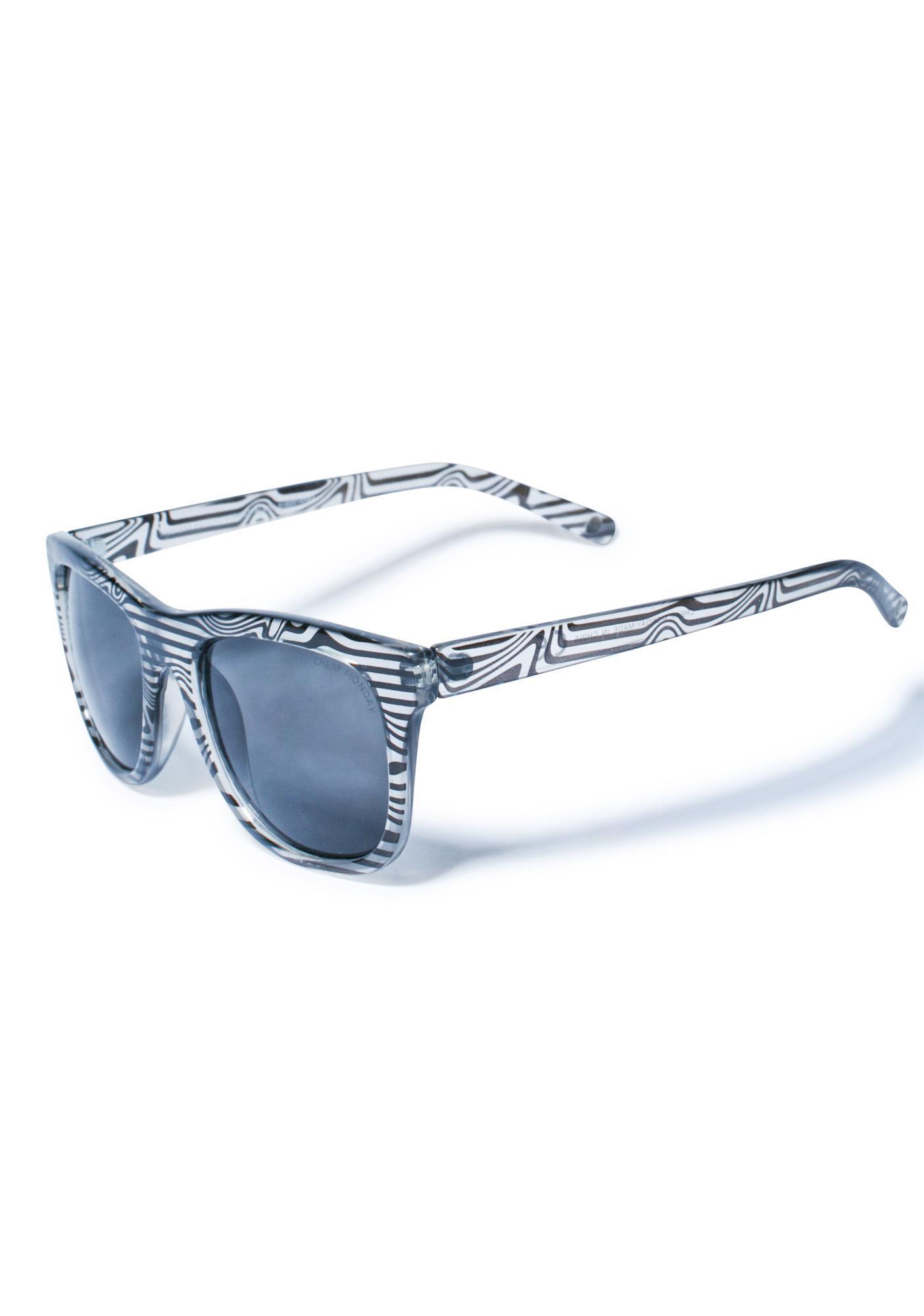 3de9d157eb2 Buy Cheap Monday Glasses Online. Cheap Monday Automatism Flat-Top Sunglasses  ...