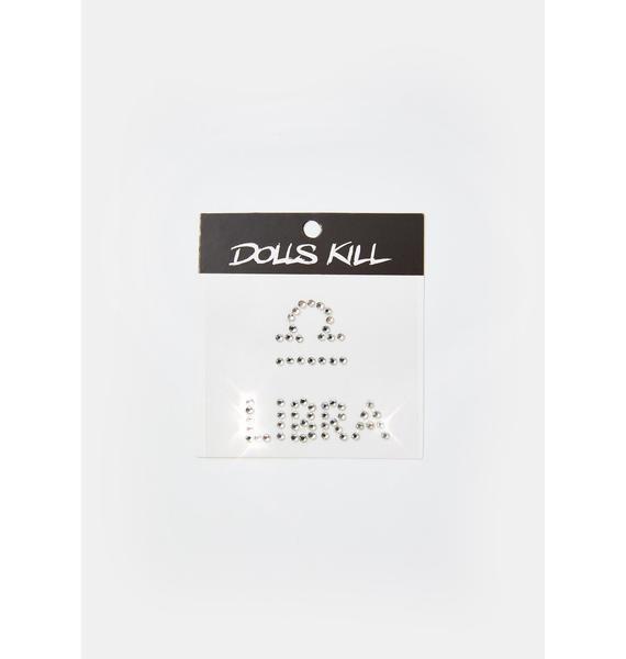 Luscious Libra Face Gems