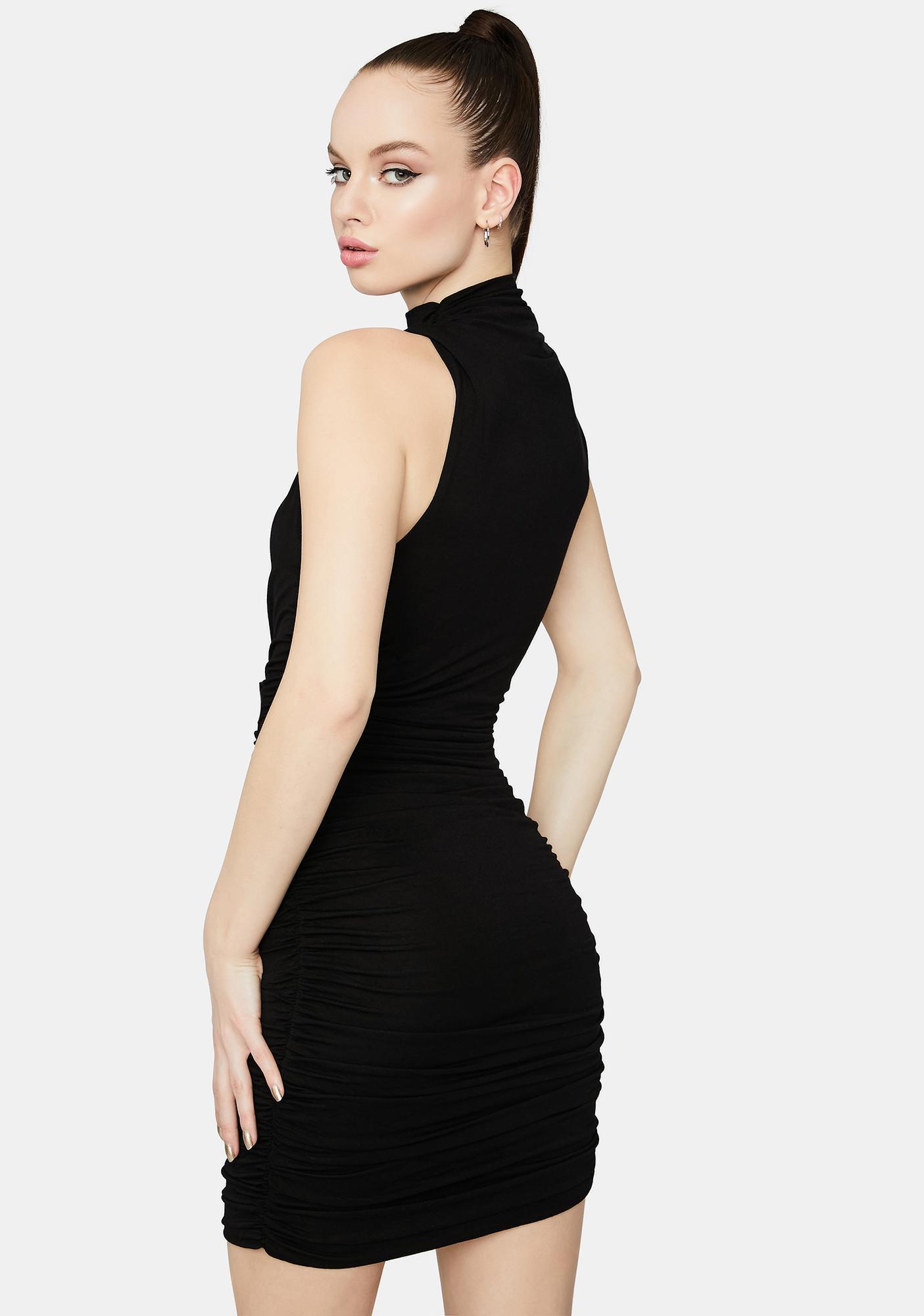 A True Diva Bodycon Dress