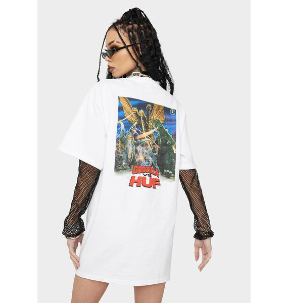 HUF Destroy All Monsters Graphic Tee